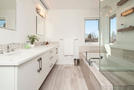 bathroom luxury 520x350 - Make Your Bathroom More Luxurious With These Cheap Hacks