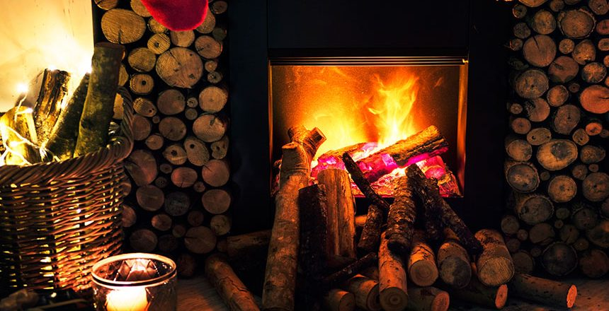 firewood 860x440 - 3 Ways to Save Power When Heating Your Home