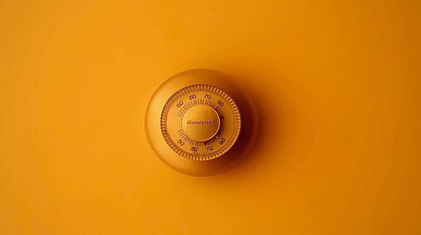 thermostat - 5 No-Cost Energy Saving Tips Every Home Simply Must Have